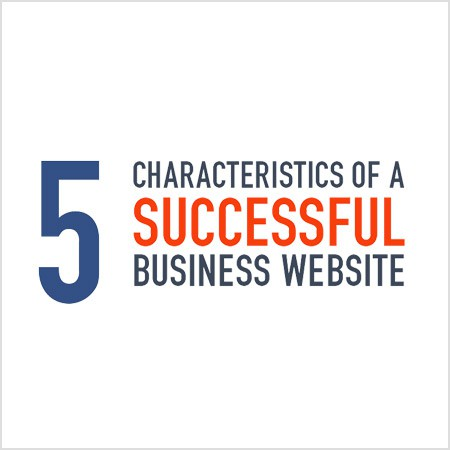 5 characteristics of a successful business website