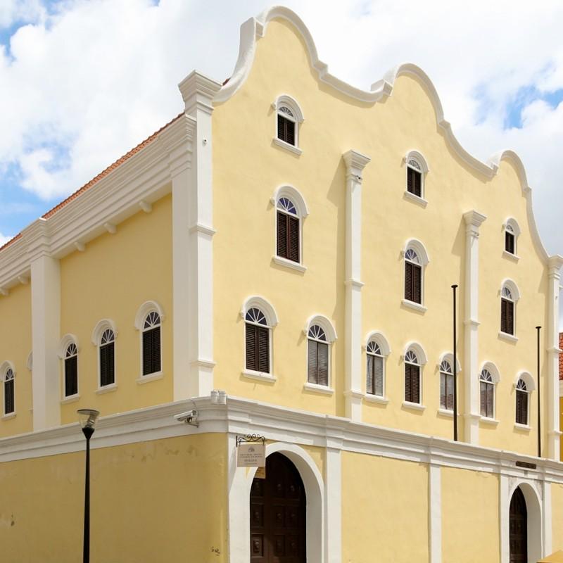 Synagogue Mikvé Israel-Emanuel